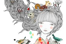 Lady desidia / by Laura San