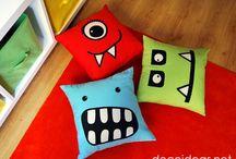 almohadones infantiles