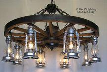Lighting / Creative Lighting for the home