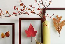 Autumn Inspired Home / Autumn is a magically time of year. These home decor items let you bring some of the magic inside. Get more tips at: http://tenderfootdesign.com/curation/the-autumn-inspired-home/