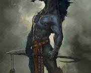 lények ( szörnyek )