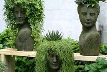 bahçe süsleme