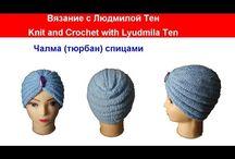 knit turban pattern