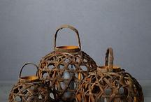 Candels, lanterns