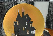 ArtsyHalloween / #artsy #Halloween #Inspiration