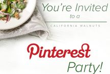 #SoSimpleSoGood Pinterest Party / To enter for a chance to win a $500 cash prize and Walnut Prize Pack, follow @CaWalnuts on Pinterest, and repin at least one pin from the #SoSimpleSoGood Pinterest Board with the hashtag #sosimplesogood. Each repin counts as one entry into this sweepstakes. The Party runs from June 16 at 12:00pm PST to June 22 at 9:00pm PST. A winner will be notified on their repin and via Facebook post.   Happy Pinning!  For the complete rules, please visit http://www.walnuts.org/pinterest-party-rules/. / by California Walnuts