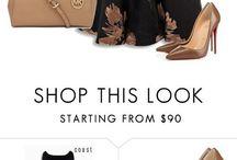 oblékání-trendy outfity