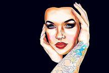 Cindy Beuhlah Artwork