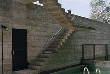 Stairs / Staircases inside and outside