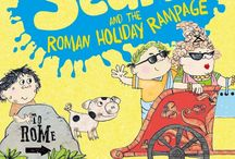 Children's fiction for 7-9 year olds / Egmont publishes some of the funniest and smartest children's fiction around. From old favourites like Mr Gum to the hilarious new Sedric series from Angie Morgan, there are always new worlds to explore and characters to meet.
