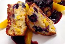 Berry Sweet Baking / These great recipes are courtesy of the Berry Sweet Baking Contest! All recipes use Concord Foods Blueberry Muffin Mix and California Giant Blueberries!