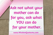Mother Quotes ❤