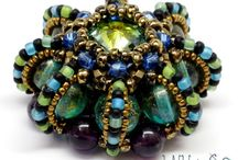 Beaded Beads / New ideas to make