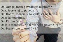zamilované nápisy❤❤