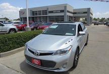 2013 Toyota Avalon 4dr Sdn XLE  $24,999 / 1-888-284-4718 23005 Katy Freeway  West Houston  Katy, TX 77450