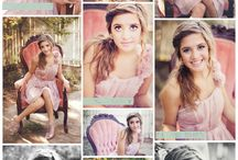 senior & engagement pictures & pregnant shoot
