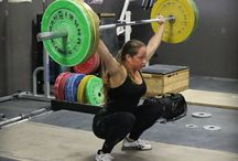 Olympic Lifting / by Clayton & Amanda Grigsby