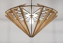 modele lemn lumini