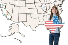 Nifty Fifty United States-5th grade / Classroom activities