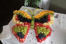 nahé a ovocné torty