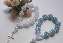 gelang rosario manik