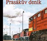 Knihy železnice