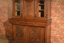 Antique Sideboards and Dressers / A selection of antique sideboards and dressers from London Fine Antiques