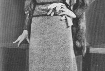 Vintage Knitting Patterns / by Rita Holcomb