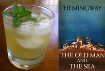 Books and Drinks / Suggested book pairings for your drink of choice.