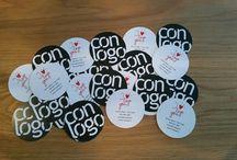 Con Logo Inspiration / Con Logo ulkoasunsuunnittelu, kotisivut, painoaineistot, grafiikat, logot.