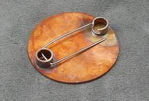 brooch pin backs