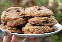 Cookies! Vegan and gluten-free.