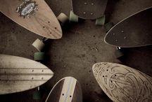 longboarding skate penny