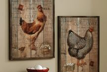 Poultry Palace / My love for all things chicken! / by Emmy A
