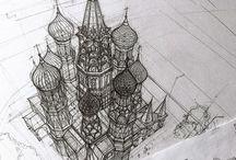 Architecture:Sketches
