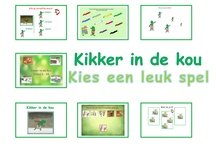 thema kikker in de kou