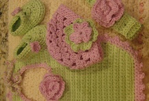 Crochet baby/photo props / by Pamela Cogswell-Reed