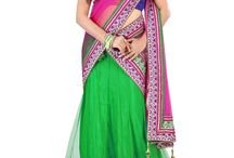 Bridal Lehenga Choli / Lehenga Choli is a very unique dress from India which is mostly worn by the bride in the wedding. Lehenga essentially is a long skirt and comes with Blouse and a salwar.