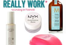 Products I Love / by Jackie Santiago