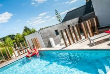 Luxury Beachfront holiday villa in Penvenan