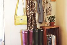 Entry/Mudroom / by Rachel Ballard