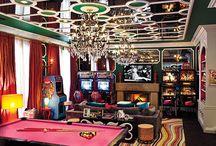 TV and Fun Room Ideas