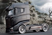 Trucker - SCANIA  (Best of)