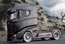 Trucker - SCANIA  (Best of)