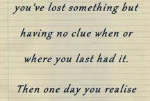 Traurigkeiten