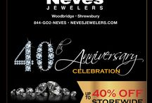 Neves Jewelers 40th Anniversary Event