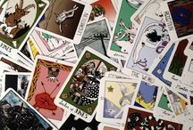 Tarot and Witchy Things