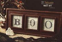 Halloween / by Brenda Score | a farmgirls dabbles
