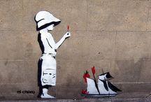 Stencil Art / by Craft Blog UK