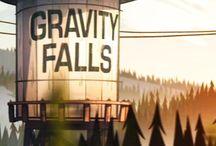Gravity Falls Posters
